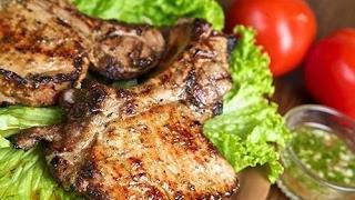 Традиционное молдавское блюдо из мяса - Костица