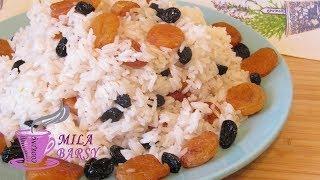 Армянский сладкий плов с сухофруктами | Безумно вкусный | Армянская кухня | Armenian pilaf