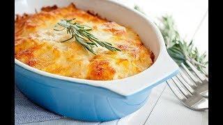 Гратен из картофеля / рецепт от шеф-повара / Илья Лазерсон / Обед безбрачия / французская кухня