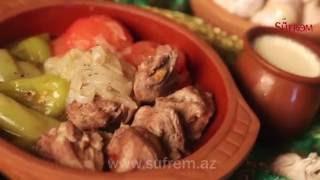 Калапыр (Национальная Азербайджанская кухня) | SUFREM.az