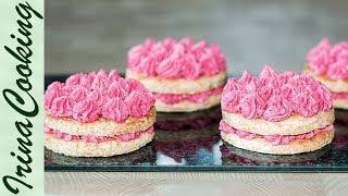 Невероятно Быстро Исчезающие Пирожные ○ Вишневый Крем