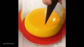 Красивая Подборка тортов с зеркальной глазурью/Beautiful Selection of Cakes with Mirror glaze