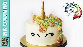 Торт ЕДИНОРОГ на Детский Праздник / День Рождения