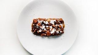 Панфорте, орехово-медовый торт (Итальянская кухня)