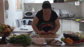 Горская кухня: блюда из Мацы. Рулеты из Мацы