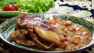 Жаркое из баранины - Рецепт Бабушки Эммы