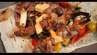 Шашлык из баранины с айвой | Мясо. От филе до фарша