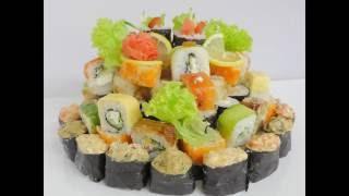 Суши торт.Японская кухня - взгляд по-новому