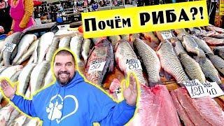 ПРИВОЗ Одесса / Цены на РЫБУ / Цены на продукты в Одессе 2019