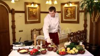 ресторан молдавской кухни Casa Mare повар