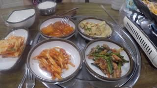 Кушаем корейские блюда в Сеуле
