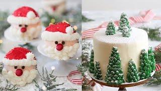 Старайся не залипнуть | Удивительные украшения тортов кремом | Как украсить торт #16