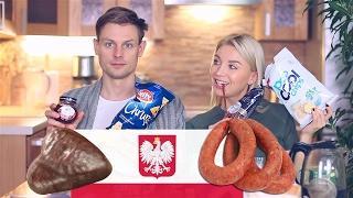 Пробуем Польскую Еду! Polish Food!