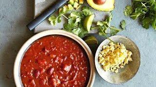 Острый мексиканский суп от Гордона Рамзи