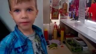 Японская кухня. Готовим суши вместе с детьми.