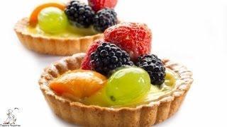 Как приготовить пирожное.Пирожные Ягодно фруктовые