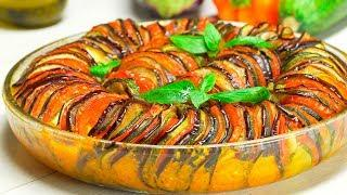 Рататуй. Французская кухня. Рецепт от Всегда Вкусно!