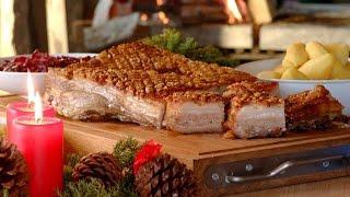 Рождественский стол по-норвежски. Национальная кухня Норвегии