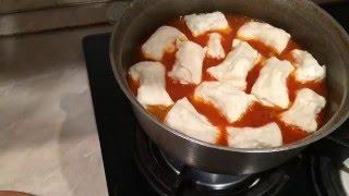 Домашние штрудли. Пошаговый рецепт приготовления