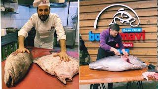 Посмотри как классно он готовить / Морепродукты Турции