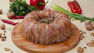 Пасхальный мясной хлебец - Рецепты от Со Вкусом