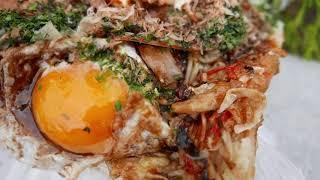 Уличная еда Японии, лучше чем у нас в рестаранах. Это вам не шаурма