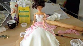 Торт на день рождения девочке 7 лет