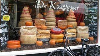 Кухня Нидерландов (европейская кухня) - что привезти и что попробовать в Голландии. Голландские сыры