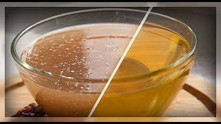 Готовим вкусный суп.  Как приготовить идеальный бульон??