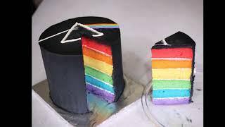 Красивые торты и пирожные которые жалко есть