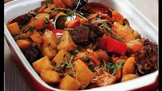 Доб по-провански | Французская кухня