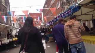 Рынок в Амстердаме (Amsterdam Market) // Прогулки по Нидерландам #5