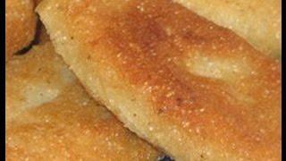 Мчади, грузинские лепёшки из кукурузной муки от Inga Avak