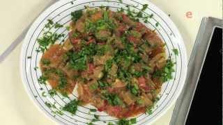 Кухня Испании. Чанфайна