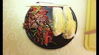 ГОЛУБЦЫ В РИСОВОЙ БУМАГЕ. Украинская кухня с японским акцентом