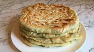 Плацинды с Творогом и Зеленью / Placinta / Молдавский Рецепт (Очень Вкусно)