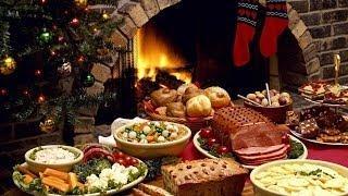 Рождественский вечер в Польше. Я в гостях.
