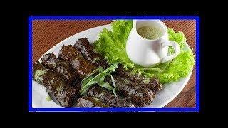 Армянское блюдо или азербайджанское? Легендарная долма или армянская толма?