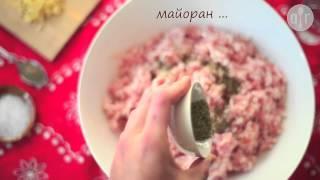 Польские домашние колбаски