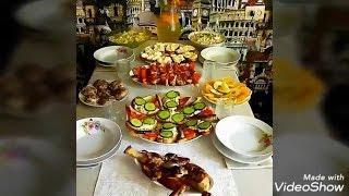 Праздничный стол. Что приготовить на день рождение. Закуски.Намазки.Бутерброды.Салаты.