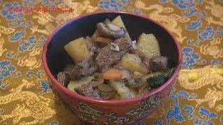 Азу - шедевр татарской кухни.