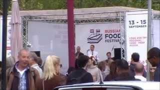 День из жизни: фестиваль русской кухни в Амстердаме / Russian food festival in Amsterdam. VLOG.