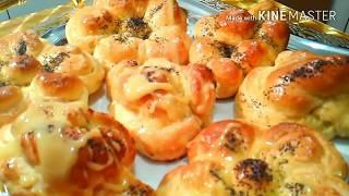 СДОБНЫЕ БУЛОЧКИ К ЧАЮ/Красивые булочки/Вкуснейший рецепт/Апельсиновая помадка!!!buns with oranges