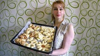 Как сделать булочки - 14 простых форм для булочек