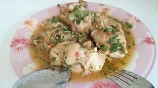 Чахохбили рецепт Секрета второго блюда из мяса курицы - горячее приготовить на праздничный стол