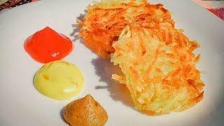 Hash Brown / Картофельные оладьи