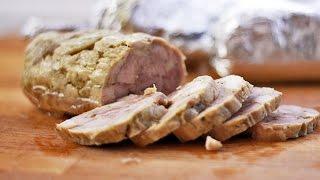 Домашняя куриная колбаса (рулет) от Покашеварим