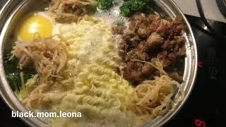 РАМЁН/рецепт/корейская кухня. Hot Korean RAMEN