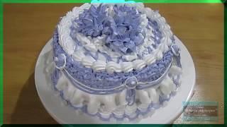 Украшение тортов. Как украсить йогуртовый торт в домашних условиях своими руками