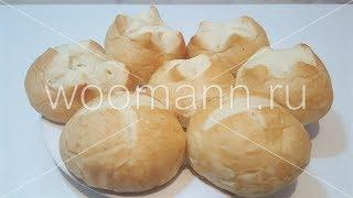 Пасхальные булочки из дрожжевого теста